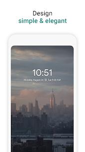 Digital Clock Widget 2