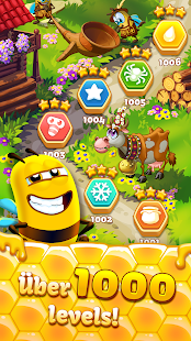 Bee Brilliant Screenshot