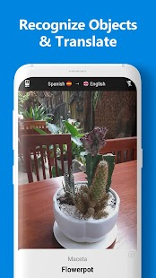 Camera Translator - translate photo & picture Screenshot