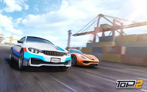 Top Speed 2: Drag Rivals & Nitro Racing apklade screenshots 2
