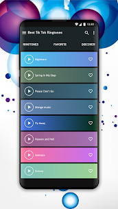 TikTok için En İyi Müzik Zil Sesleri Apk Download 4