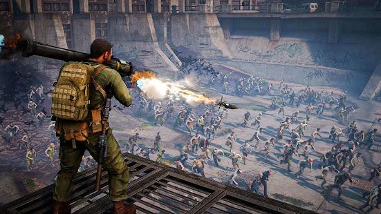 Image For Survival Zombie Games 3D : Gun Shooting Games FPS Versi 2.3 1