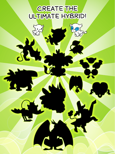 Griffin Evolution - Merge and Create Legends! screenshots 12