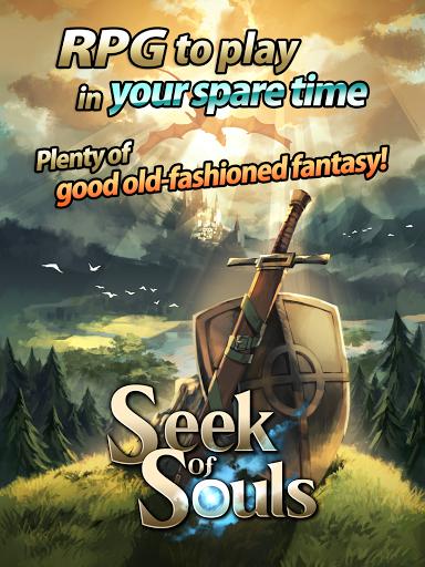 Seek Of Souls - An Unlimited adventure - 4.9.1 screenshots 11