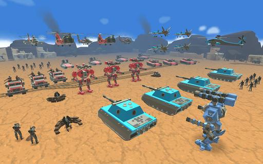 Army Battle Simulator apktram screenshots 8