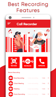 Automatic Call Recorder – Record Call Free ACR