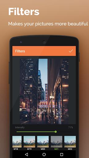 Square InPic - Photo Editor & Collage Maker 4.2.20 Screenshots 4