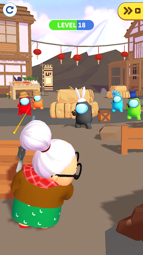 Granny vs Impostor: Spy Master modavailable screenshots 3