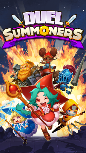 Duel Summoners - Puzzle & Tactic modavailable screenshots 5