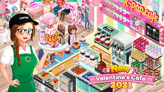 Cafe Panic: Cooking Restaurant MOD Apk 1.26.15a (Free Shopping) 1