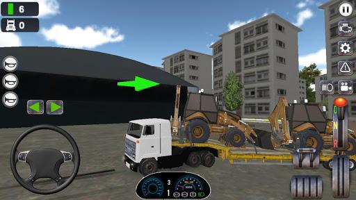 Code Triche Jeu de simulateur de camion apk mod screenshots 3