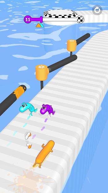 Doodle Run 3D