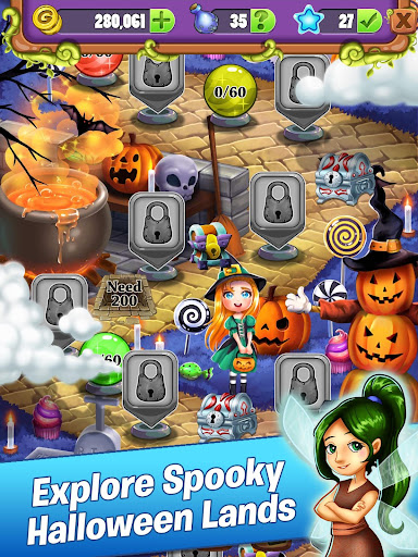 Mahjong Mystery Adventure: Monster Mania screenshots 13