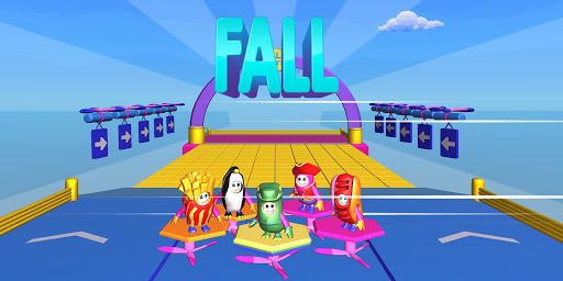 Fall Guys & Fall Girls Knockdown Multiplayer 17 screenshots 2