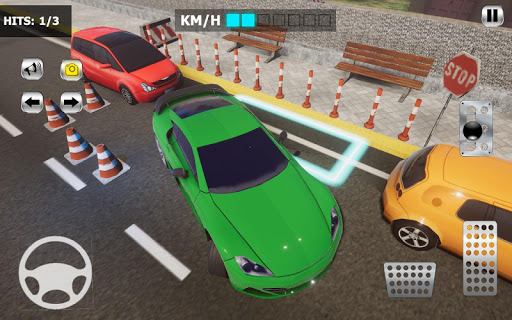 Drive to Parking - Perfect Driving School 1.1.4 screenshots 6