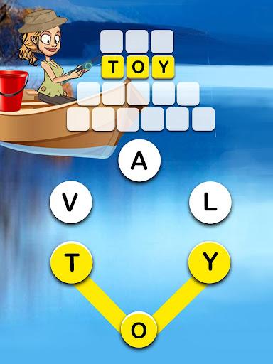 Maryu2019s Promotion- Wonderful Word Game  screenshots 9