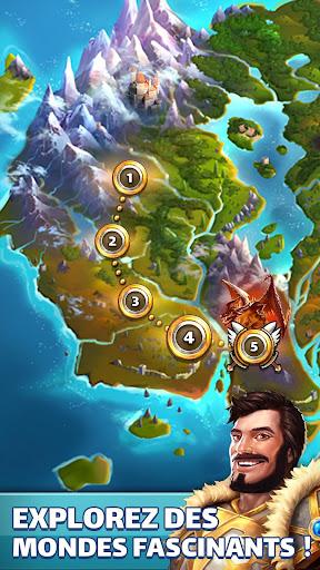 Code Triche Empires & Puzzles: Epic Match 3 (Astuce) APK MOD screenshots 4
