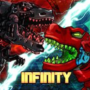 DinoRobot Infinity : Free Dinosaur Battle Game
