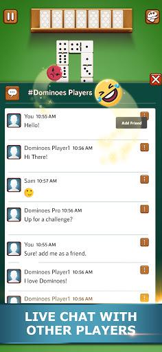 Dominoes Pro   Play Offline or Online With Friends  Screenshots 5