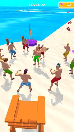 Beach Party Run Apkfinish screenshots 5