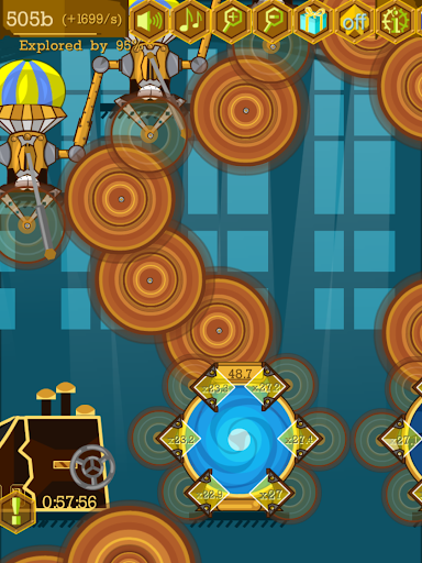 Steampunk Idle Spinner: Coin Factory Machines 1.9.3 screenshots 23