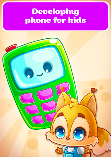 Babyphone - baby music games with Animals, Numbers  screenshots 4
