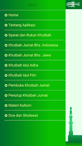 Khutbah Jumat NU modavailable screenshots 2