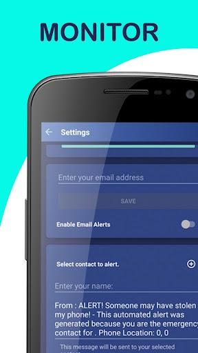 Anti Theft Phone Alarm  - Free Phone Security apktram screenshots 1