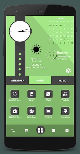 Home Launcher 2021 - App lock, Hide App  Screenshots 4