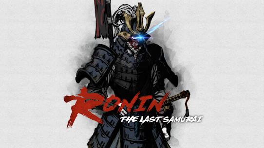 Ronin The Last Samurai MOD (Immortality/Damage) 5
