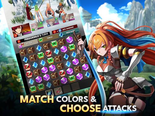 Starsteel Fantasy - Puzzle Combat  screenshots 10