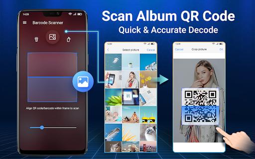 QR Code Scan & Barcode Scanner  screenshots 9