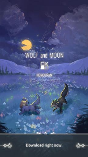 Wolf And Moon : Nonogram  screenshots 1