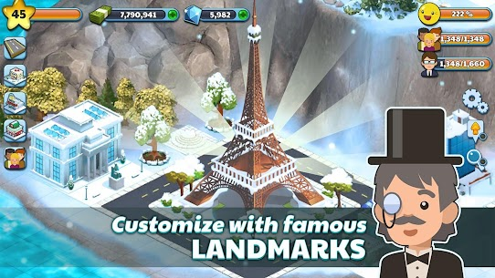 Snow Town – Ice Village World: Winter City APK Download 8