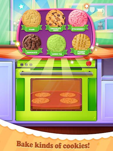 Sweet Cookies Maker - The Best Desserts Snacks 1.2 screenshots 10