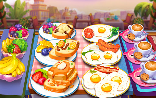 Cooking Fancy:Crazy Restaurant Cooking & Cafe Game 3.1 screenshots 3