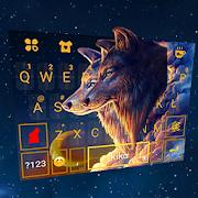 Dreamer Wolf Keyboard Theme