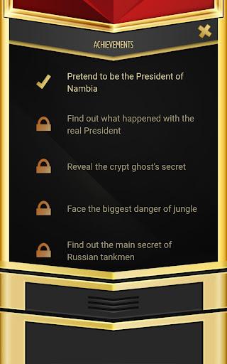 Mr. President u2013 Text Adventure screenshots 12