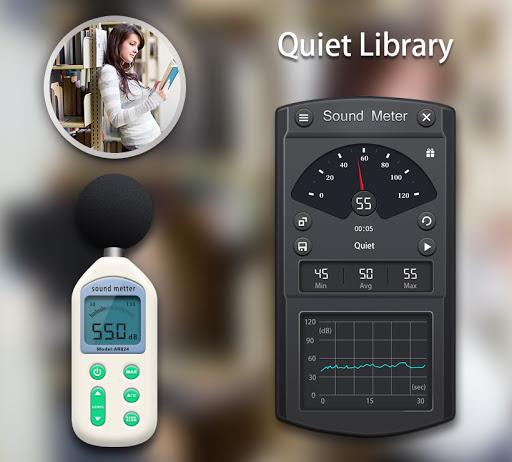 Sound Meter - Decibel Meter android2mod screenshots 19