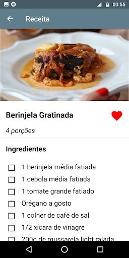 Foto do Receitas Low Carb