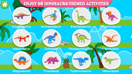 Dinosaur Puzzles for Kids  screenshots 2