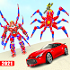 Grand Spider robot car transform attack - Androidアプリ