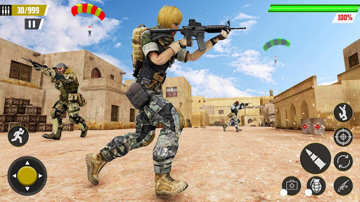 Counter Terrorist Special Ops 2020 1.7 Screenshots 11