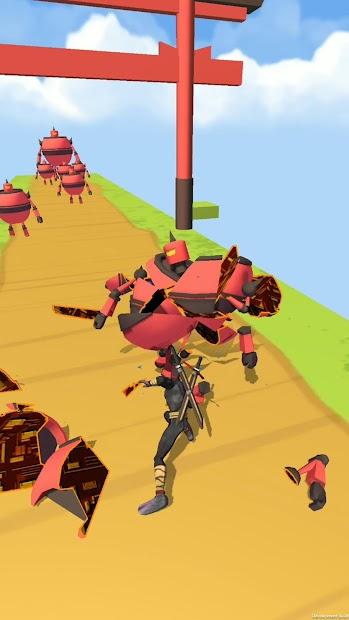 Action Ninja 3D screenshot 4