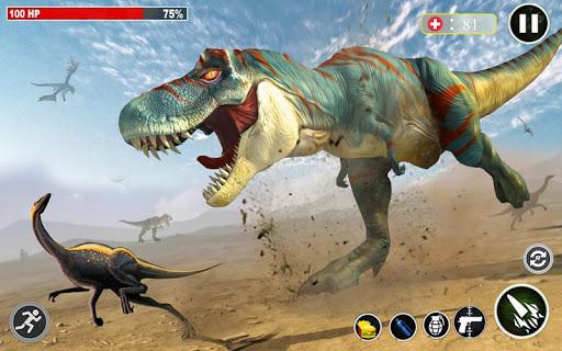 Dino Hunting 3d - Animal Sniper Shooting 2021  screenshots 11