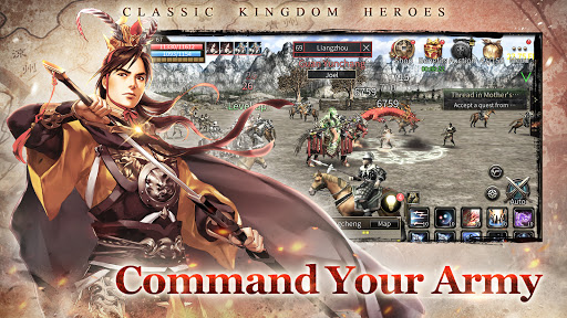Kingdom Heroes M  screenshots 9