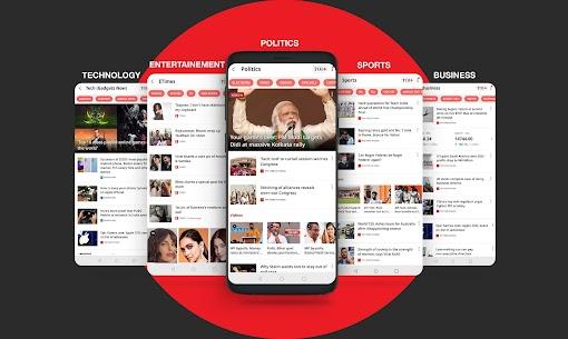 The Times of India Newspaper MOD APK 6.6.5.2 (PRIME Unlocked) Latest News App 7