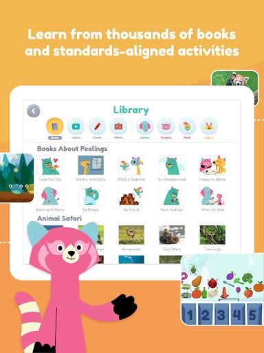 Khan Academy Kids: Free educational games & books apkdebit screenshots 11