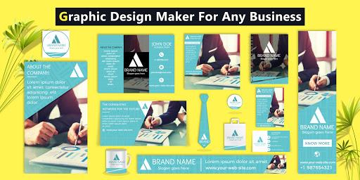 Brand Maker - Logo Maker, Graphic Design App 12.0 Screenshots 6