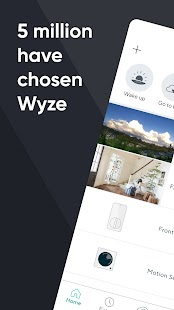 Wyze Screenshot